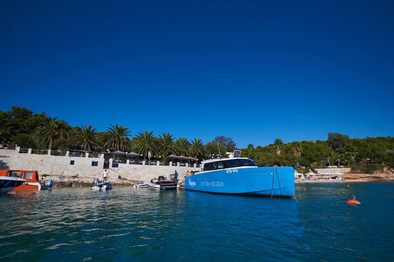 One Day Escape 3 islands boat tour