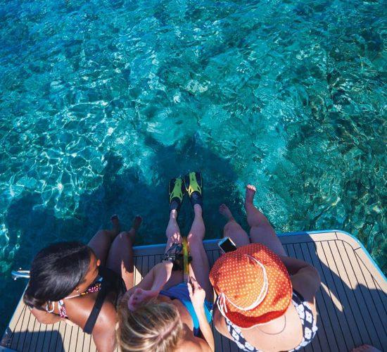 One day escape 4 islands boat tour