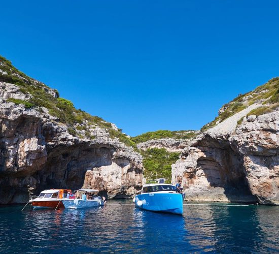 One day escape 5 islands boat tour